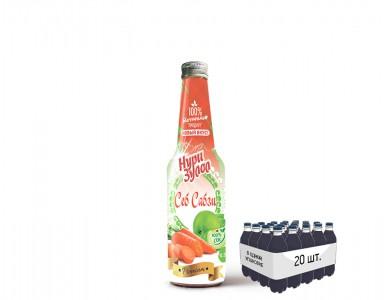 Яблоко-Морковь 0,33 л