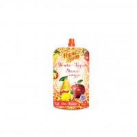 Яблоко - груша - манго 120 г.