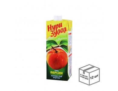 Персиковый нектар 1,0 л