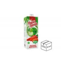 Яблоко - Морковь 1,0 л